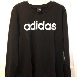 Women's XL adidas Pullover Sweatshirt - NWT